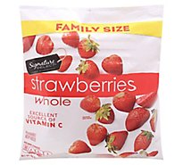 Signature SELECT Strawberries - 48 Oz