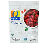 O Organics Organic Raspberries - 10 Oz