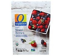 O Organics Organic Mixed Berries - 10 Oz