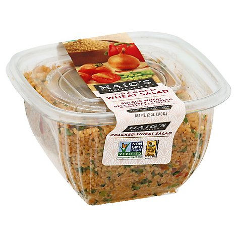 Haigs Cracked Wheat Salad - 12 Oz