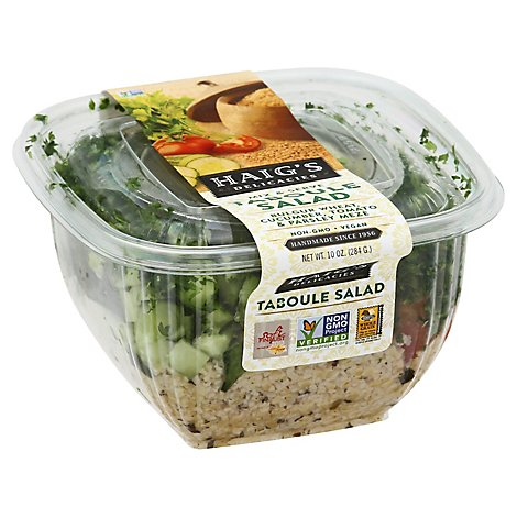 Haigs Taboule Salad - 10 Oz