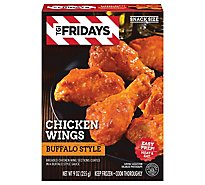 TGI Fridays Chicken Wings Buffalo Style Snack Size - 9 Oz