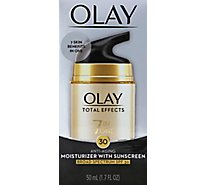 Olay Total Effects Face Moisturizer SPF 30 - 1.7 Fl. Oz.
