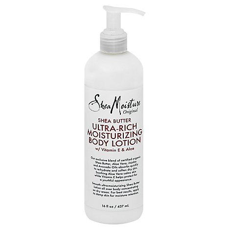 SheaMoisture Body Lotion - 16 Fl. Oz.