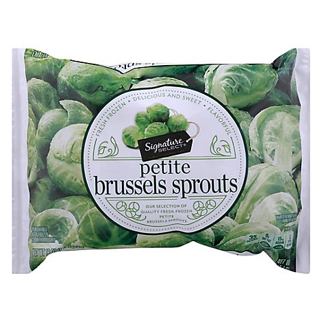 Signature SELECT/Kitchens Brussel Sprouts Petite - 16 Oz