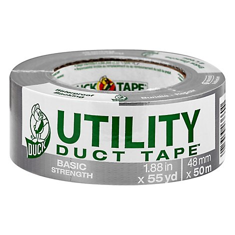 Duck Duct Tape Utility 55 Yards - Each