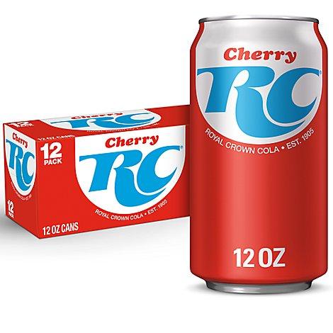 RC Soda Cola Cherry - 12-12 - Online