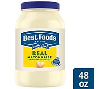 Best Foods Real Mayonnaise - 48 Fl. Oz.