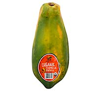 Papaya Formosa Organic