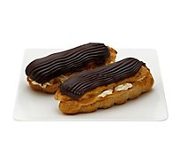 Bakery Eclair 2 Count - Each