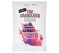 Signature SELECT Sugar Fine Granulated - 25 Lb