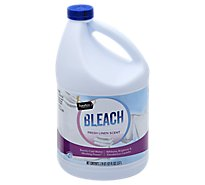 Signature SELECT Bleach HE Fresh Linen Scent Bottle - 121 Fl. Oz.