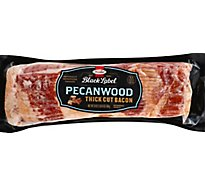 Hormel Black Label Bacon Thick Cut Pecanwood - 24 Oz