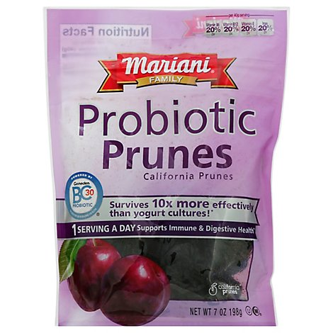 Mariani Prunes Probiotic - 7 Oz