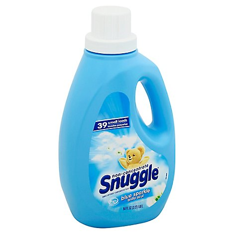 Snuggle Fabric Softener Blue Sparkle Jug - 64 Fl. Oz.