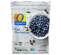 O Organics Organic Blueberries Wild - 10 Oz