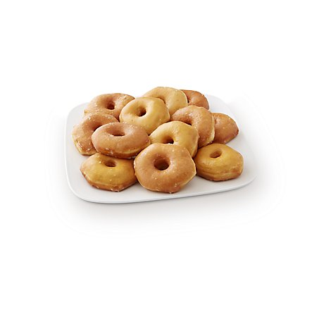 Bakery Donut Cake Old Fashion Glazed 12 Count - Each