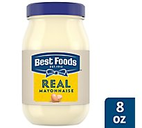 Best Foods Mayonnaise Real - 8 Oz
