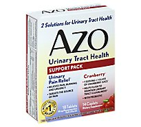 Azo Urinary Health Support Pack - 32 Count