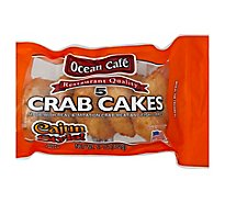 Ocean Cafe Crab Cake Cajun - 3.4 Oz