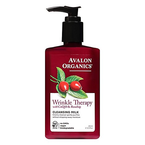 Avalo Coq10 Cleansng Crme - 8.5 Oz