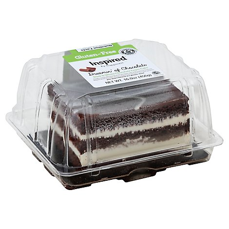 Cake Gluten Free Chocolate - 16 Oz