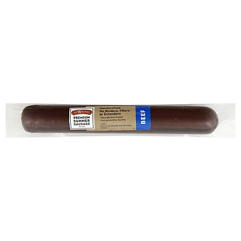 Old Wisconsin Summer Sausage Beef - 20 Oz