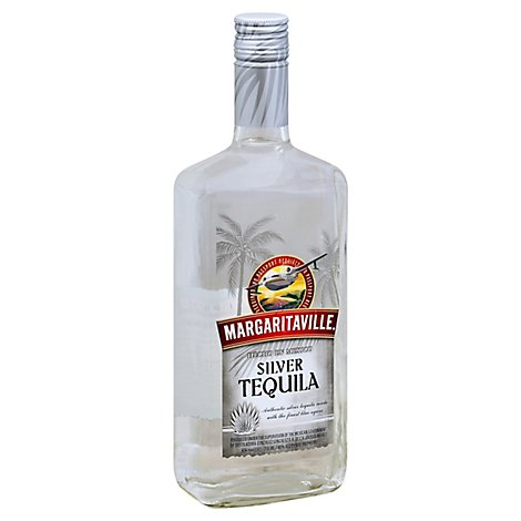 Margaritaville Tequila Silver 80 Proof - 750 Ml