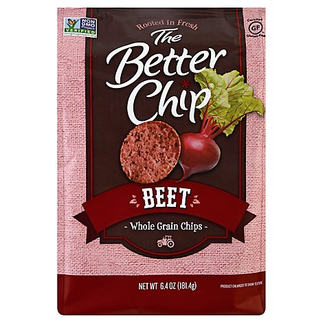 The Better Chip Beet With Sea Salt - 6.4 Oz