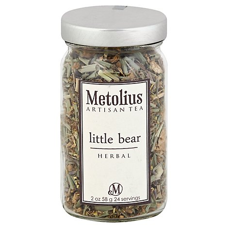 Metolius Artisan Tea Herbal Tea Little Bear - 2 Oz