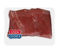 Meat Counter Beef USDA Choice Brisket Boneless Trimmed Split - 5 LB