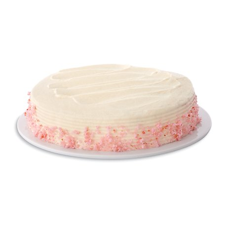 Bakery Cake Cream Whole Vanilla - Each