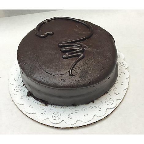 Bakery Cake Cream Whole Chocolate - Each