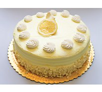 Bakery Cake Cream Whole Lemon Pecan - Each