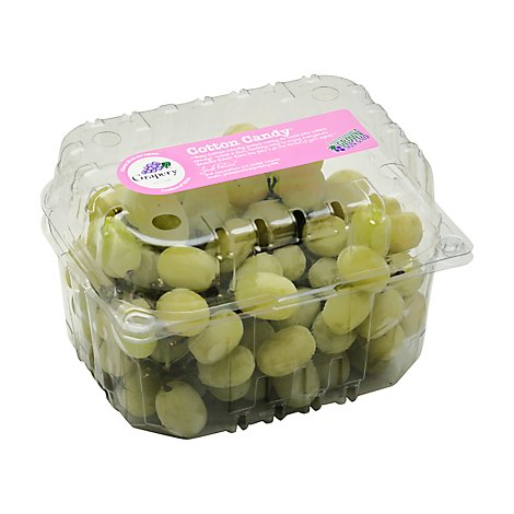 Grapes Cotton Candy - 1 Lb