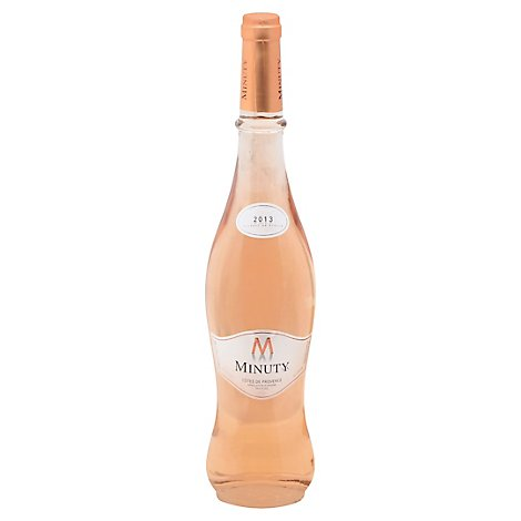 Minuty Rose Cote De Provence Wine - 750 Ml
