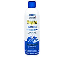 Niagara Spray Starch Plus Heavy - 20 Fl. Oz.