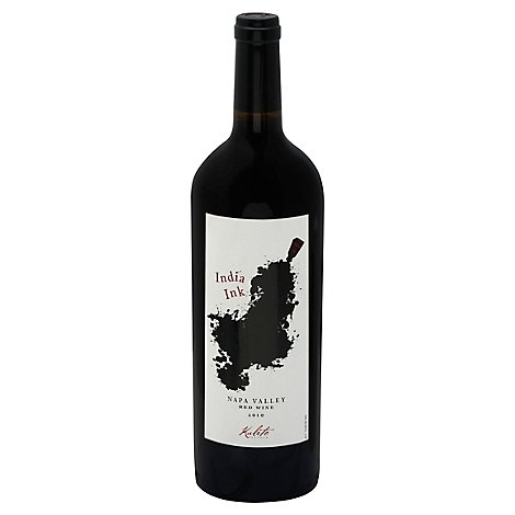 Kuleto Estate India Ink Red Blend Wine - 750 Ml