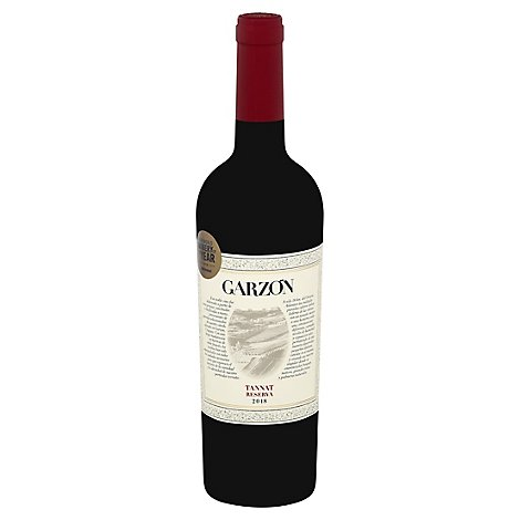 Garzon Tannat Red Wine - 750 Ml