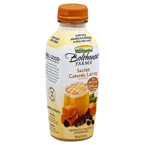 Bolthouse Salted Caramel Latte - 15.2 Fl. Oz.