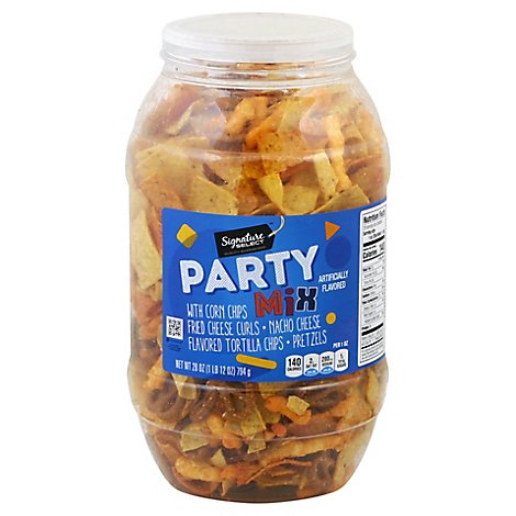 Signature SELECT Snacks Party Mix - 28 Oz