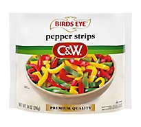 Birds Eye C&W Pepper Strips - 14 Oz