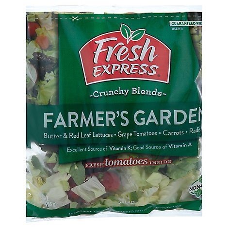 Fresh Express Farmers Garden Mix - 9 Oz