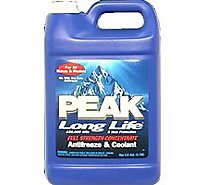 Peak Long Life Full Strength Antifreeze - 1 Gallon