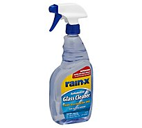 Rain X Glass Cleaner Automotive Spray - 23 Fl. Oz.