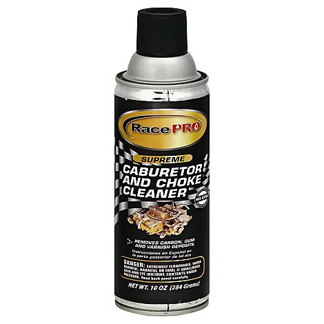 Race Pro Carb And Intake Cleaner - 10 Oz