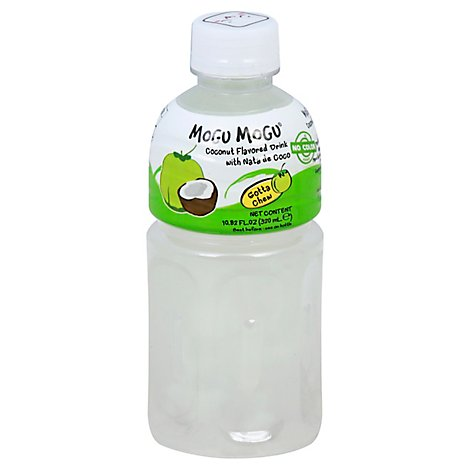 Mogu Mogu Coconut Juice - 320 Ml