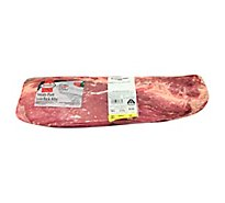 Meat Counter Pork Loin Back Ribs Prev Frozen - 3 LB