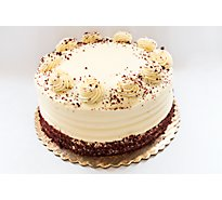 Bakery Cake 8 Inch 2 Layer Red Velvet - Each