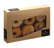 Bakery Donut Raised Assorted 6 Count - Each